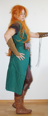 [Halloween-Special] Costumes out of my Closet - Teil IV: Der Hobbit: Elbin Tauriel