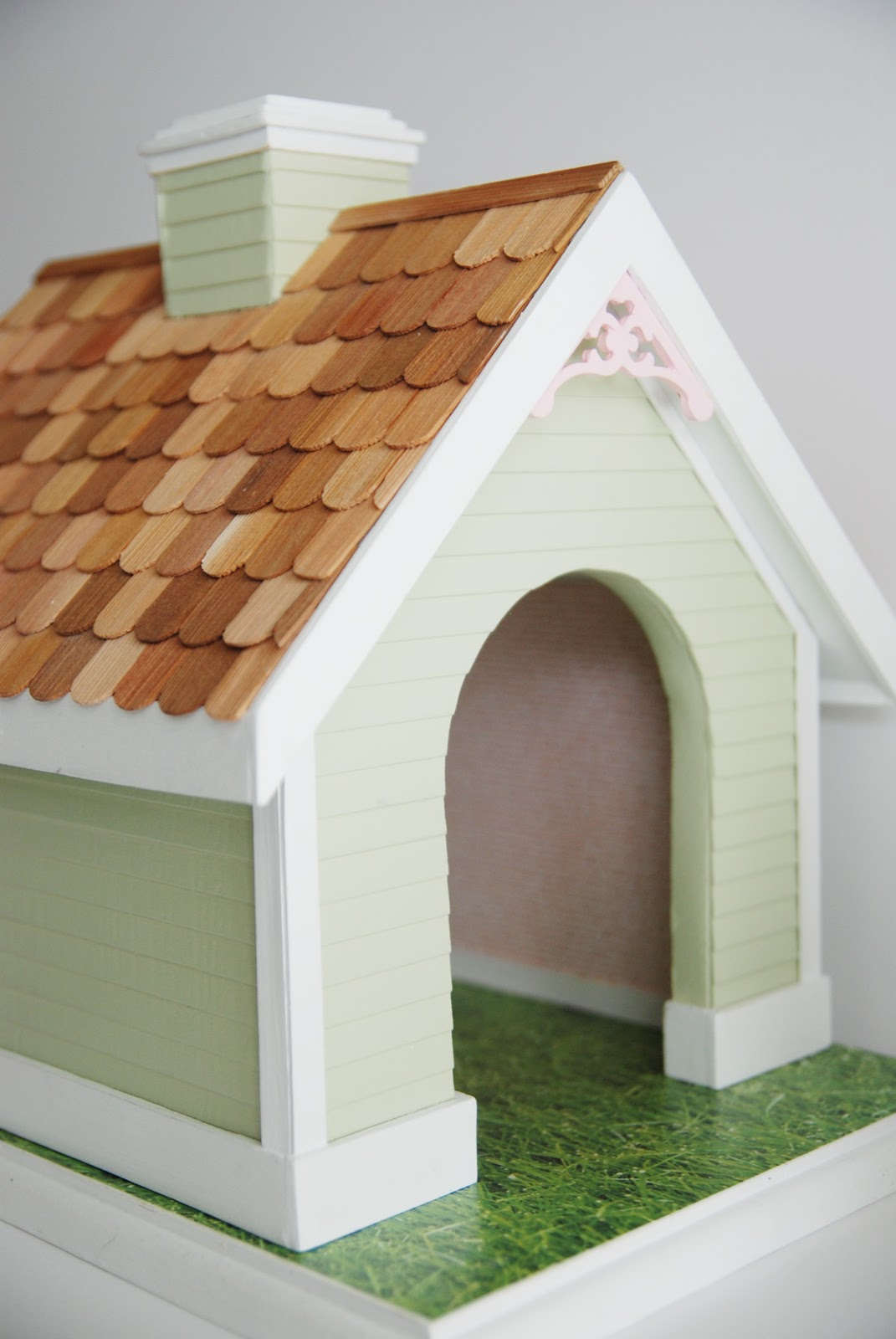 A Cottage Style Dog House Rambling Renovators