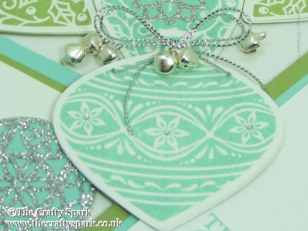 Introduction To Embellished Ornaments Series - Box of Cards, Gift Cards & Tags