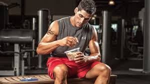 √  Makanan Sebelum Dan Sesudah Fitness
