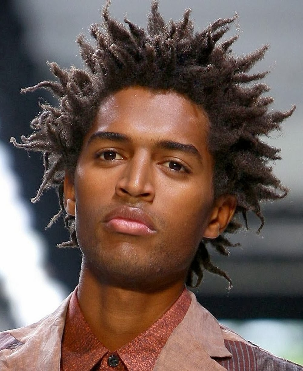 Brilliant Black Guy Hairstyles From Time To Time Afro Haircuts Hairstyles For Men Maxibearus
