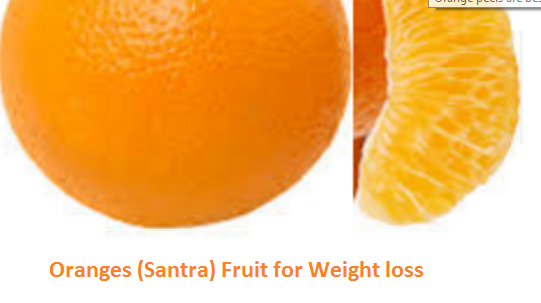 Health Benefits of Oranges (Santra) Fruit for Weight loss