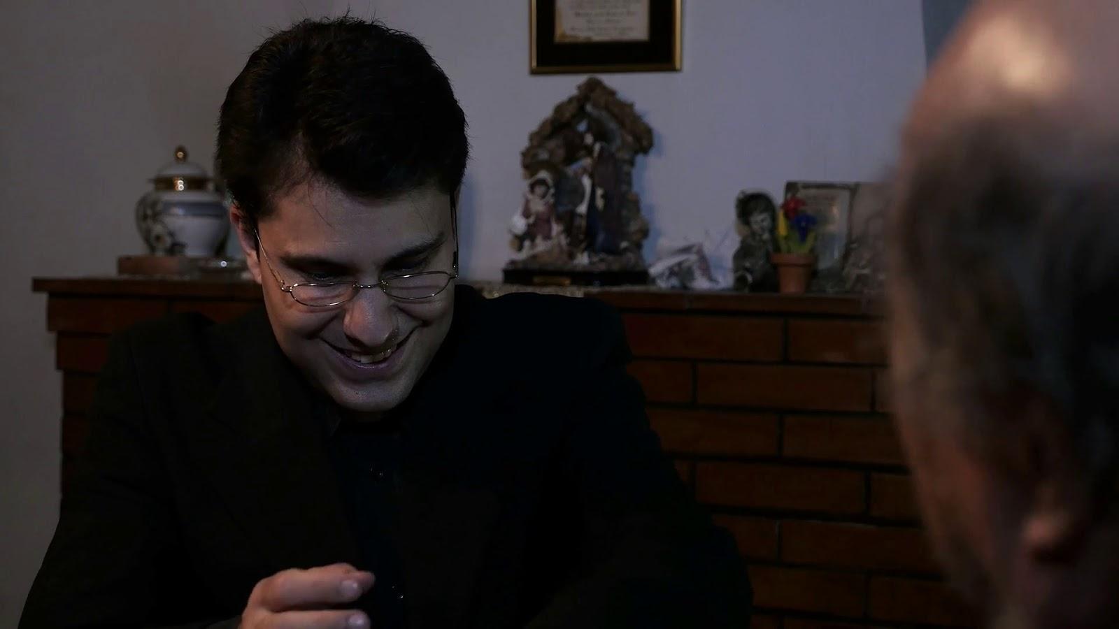 Diário de um Exorcista - Zero (2016) Full HD 1080p Latino captura 2
