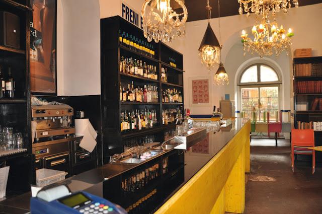 bares em roma - Freni e Frizioni