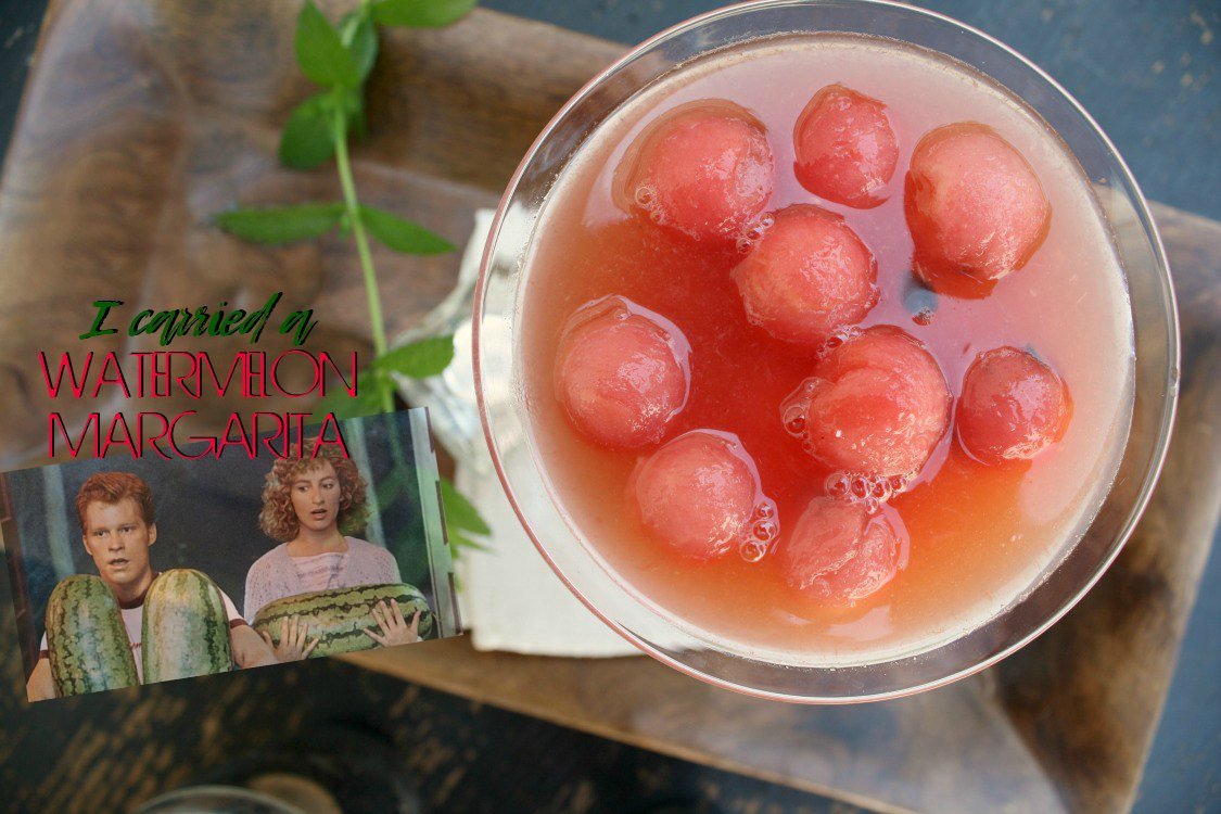 I Carried a Watermelon Margarita | Dirty Dancing #FoodnFlix