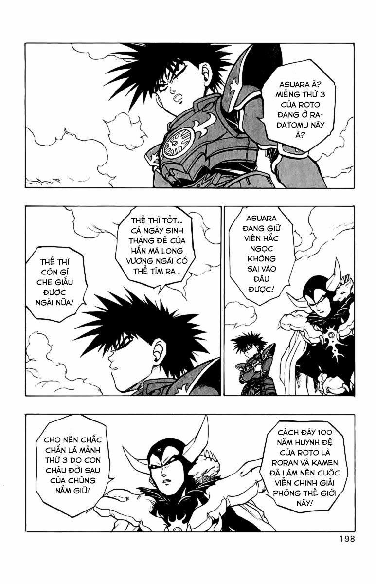 Dragon Quest: Emblem of Roto chap 37 trang 58