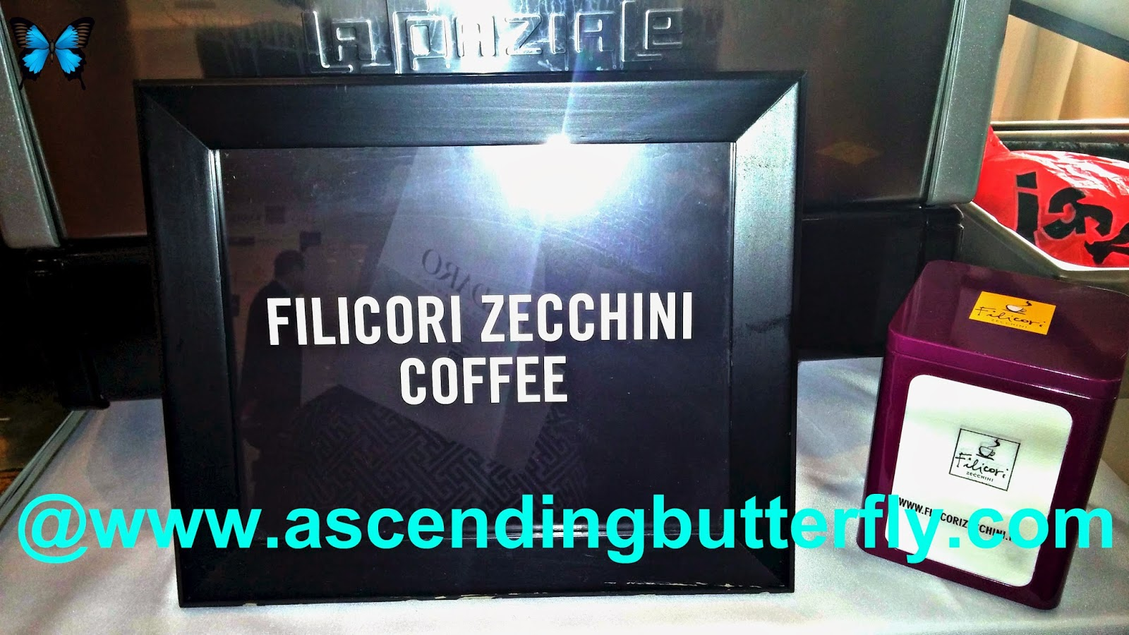 Filicori Zecchini Coffee at BeautyPress Spotlight Day February 2014