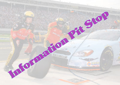 Information Pit Stop image