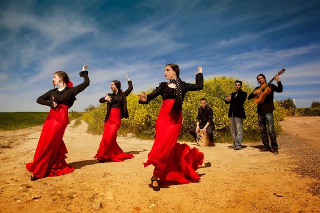 Flamenco Mónica Tello por Juan Pérez Fajardo