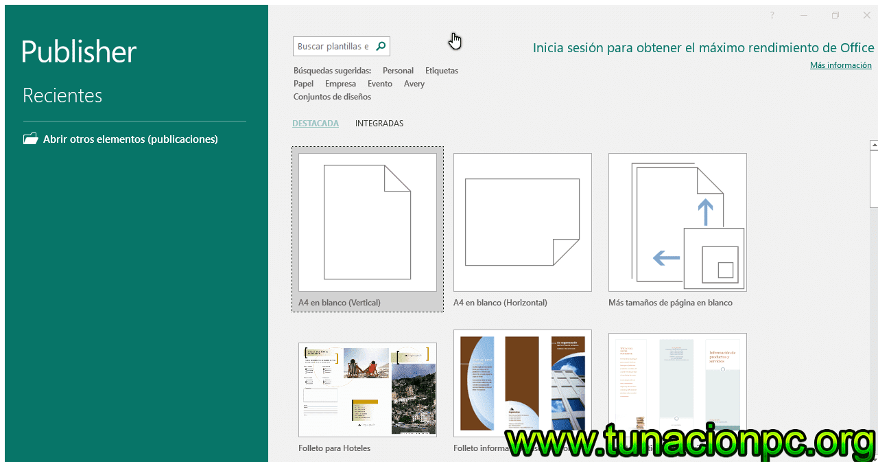 Descargar Office Professional Plus 2019 Gratis Multilenguaje
