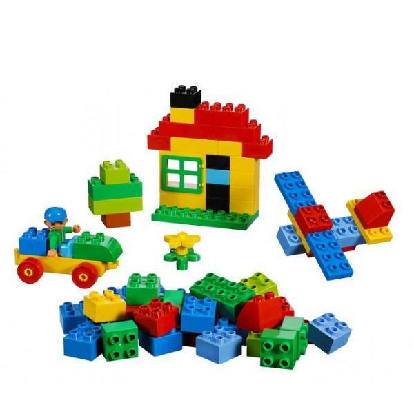 Грати будувати з кубиків
