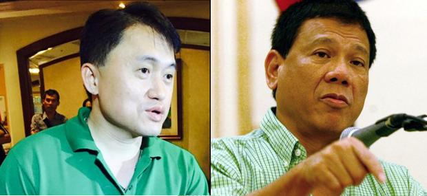 Bong Go, Duterte's longtime aide