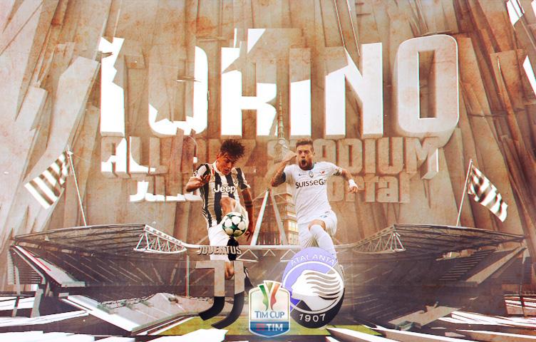 Coppa Italia 2017/18 / 1/2 finala / Juve - Atalanta, srijeda, 17:30h