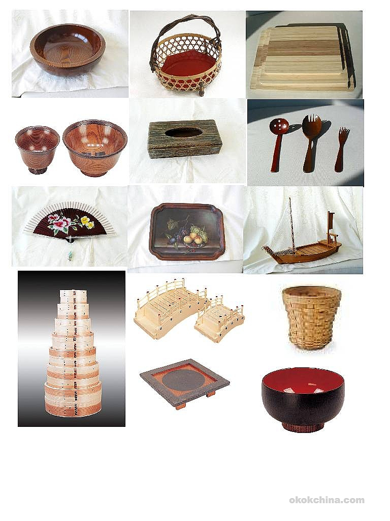 Bamboo Products Bamboo Products Photo