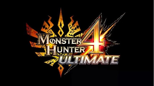 [3DS] Monster Hunter 4: Ultimate DEMO - Online Patched