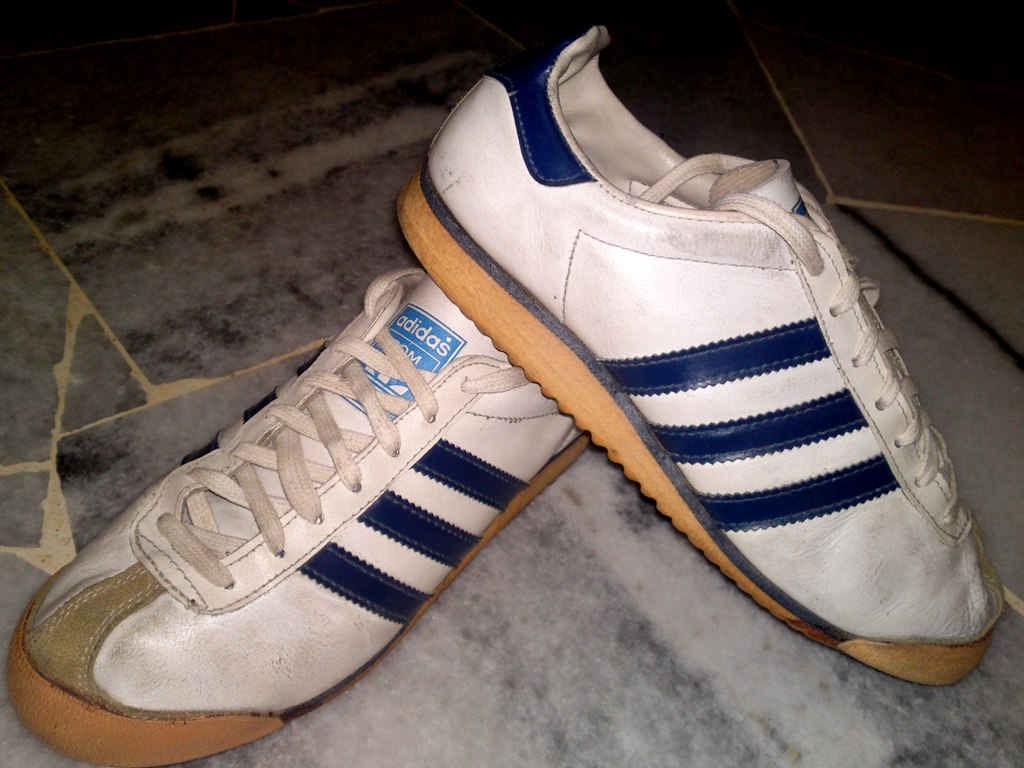 Kechik S Collection Vintage Adidas Rom Shoes Sold