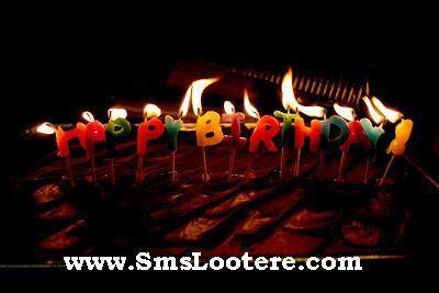 Newly Birthday SMS in Hindi Happy Birthday Wish Text Messages