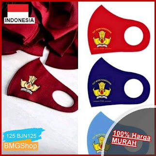 BJN125 Masker Anak Sekolah Sd Smp BMGShop