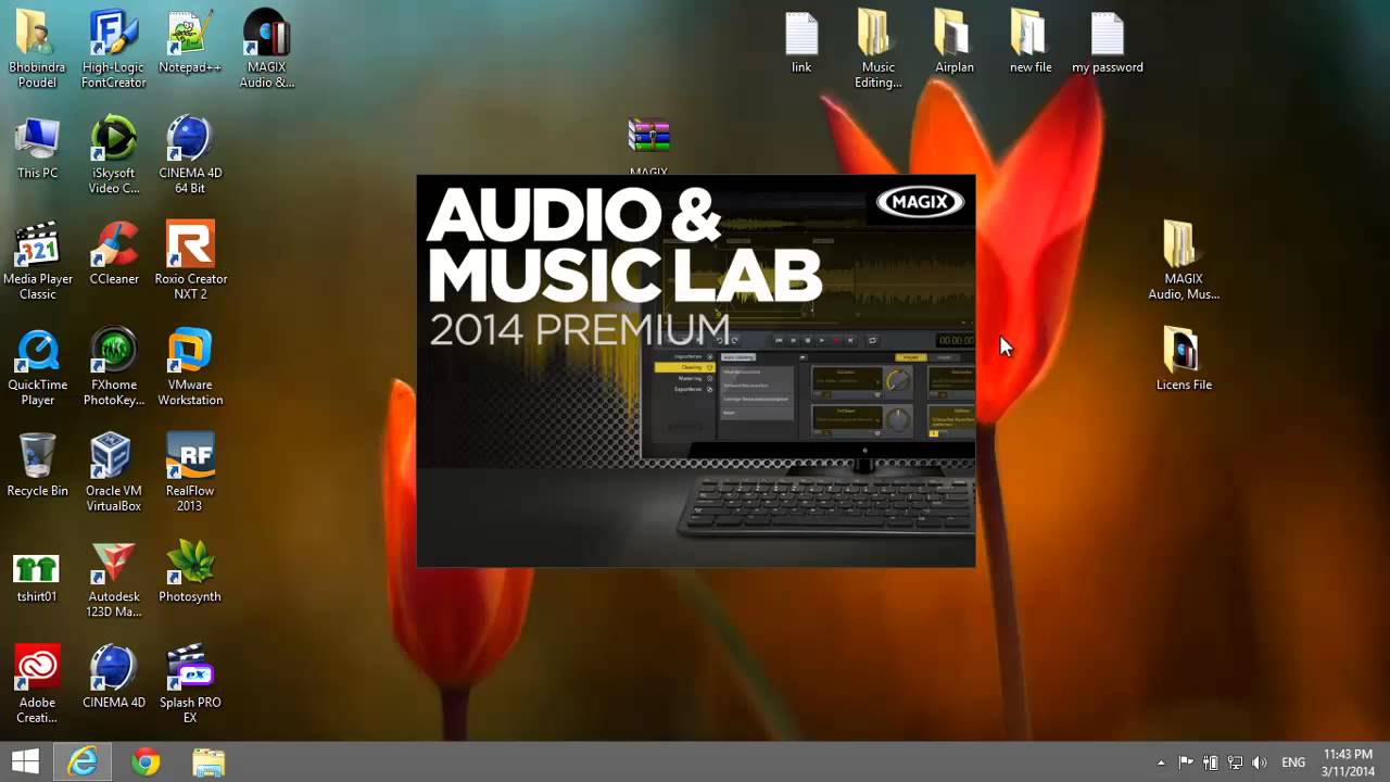 magix audio cleaning lab 2017 serial key