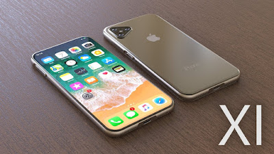 Apple Leak Reveals Radical New iPhone XI 2019