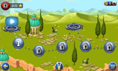 Screenshot: Angry Birds 2 for Android