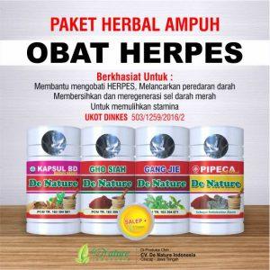 Obat Penyakit Herpes, Obat Dompo