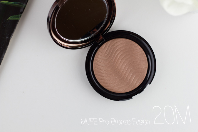 make up for ever mufe pro bronze fusion 20m review