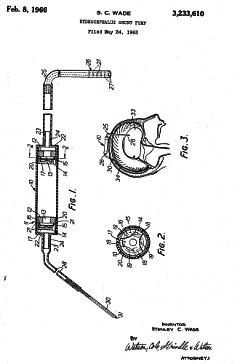 Válvula Wade-Dahl-Till para el tratamiento de la hidrocefalia