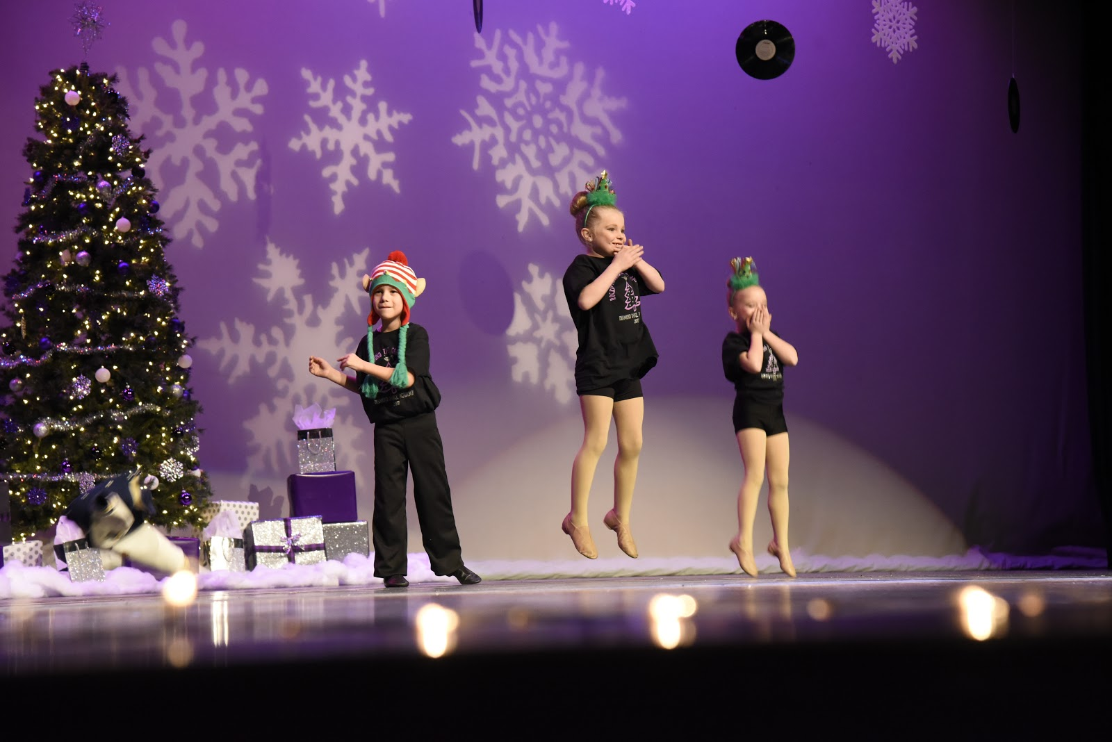 The Story of Us: Christmas Dance Recital
