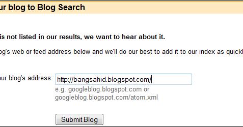 2 Cara Paling Efektif Promosikan Blog Di Google Bangsahid