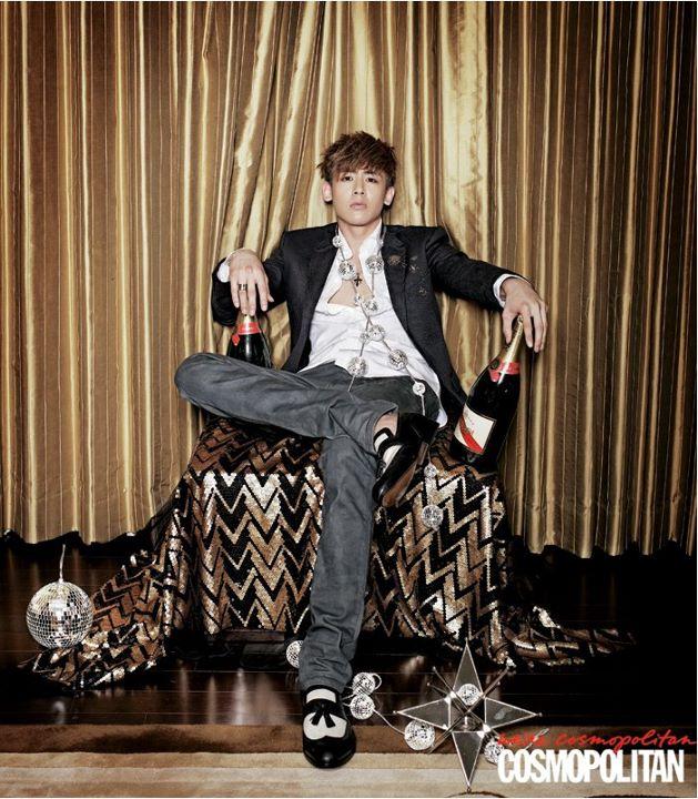 K-POP: 2PM (Photoshoot) July 2012