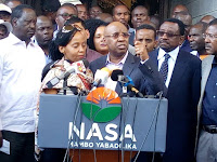 UHURU is harassing me! WANJIGI after 72 hour siege in his Muthaiga house! Were it not for RAILA…..