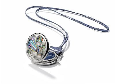 Hermès Arceau Pocket Voilier watch