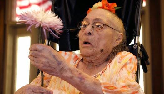 Mujer más vieja del mundo muere a los 116 años