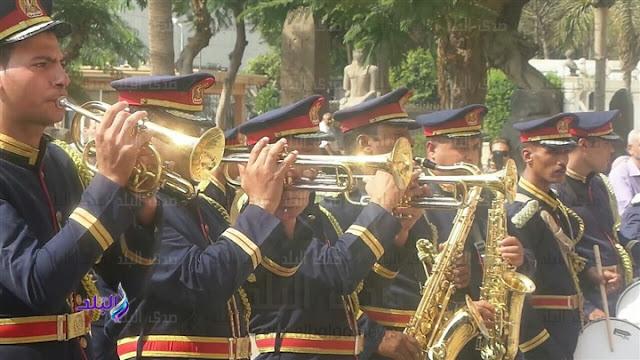 الموسيقى العسكريّة التونسيّة