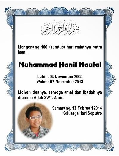 Seputar Simpang Lima Semarang: Mengenang 100 Hari Wafatnya