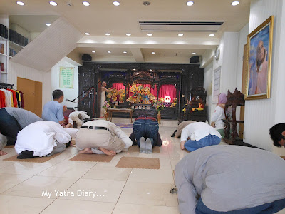 Radhe Krishna Temple opens - ISKCON temple, Japan