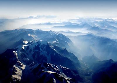 Batteri sahariani rinvenuti nelle Alpi