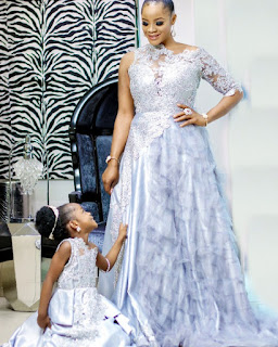 I'm happy I didn't abort you, Single Mum, Uche Ogbodo's Note to her Daughter