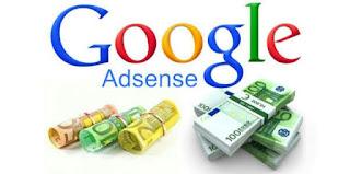 adsense ads blogger