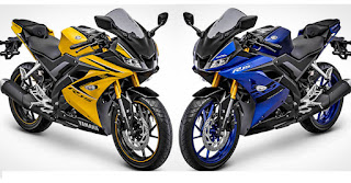 All New yamaha R15 2018
