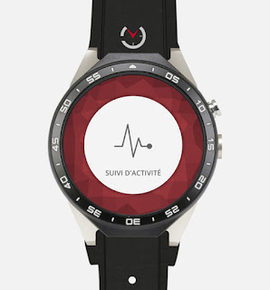 Primo smartwatch con AsteroidOS: Connect Watch