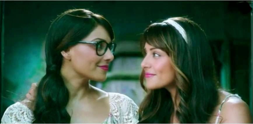 Bipasha Basu in double role as twin sisters in Hindi horror movie Alone
