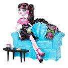 Monster High Draculaura G1 Playsets Doll