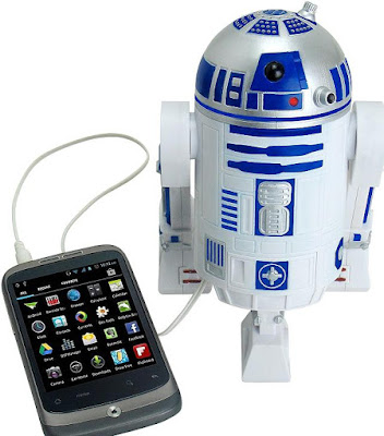 R2-D2 Smartphone Speaker Dock