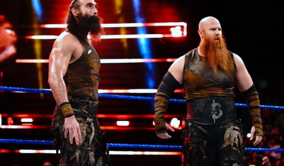 WWE had big plans for The Bludgeon Brothers before Erick Rowan's injury