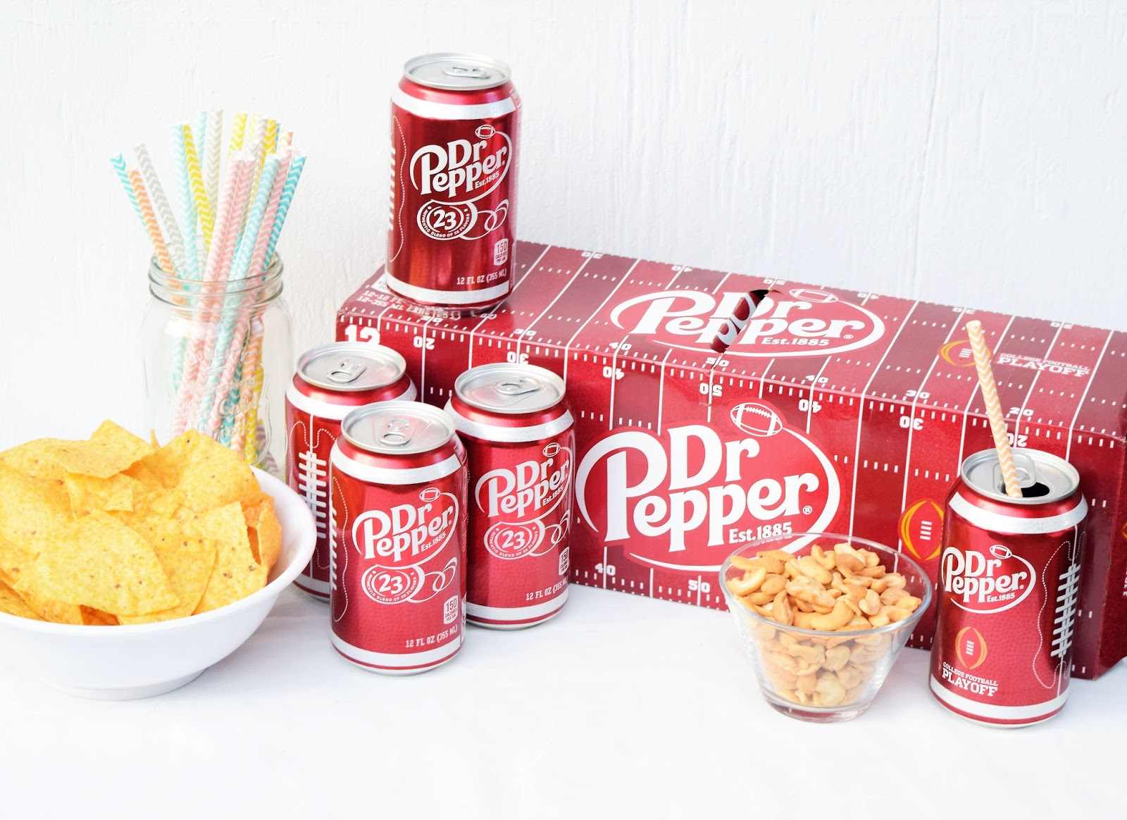 dr pepper college football