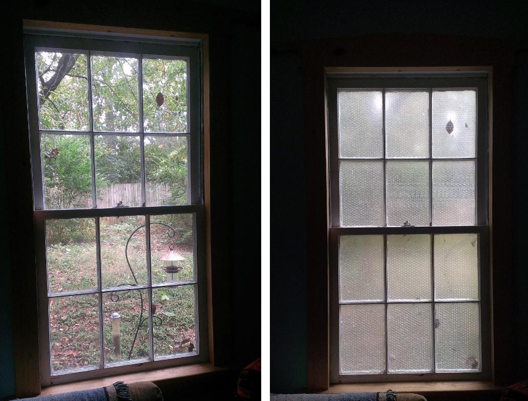 The Thrifty Missus Cheap Window Insulation