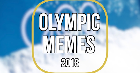 Winter Olympics 2018 | Memes Compilation