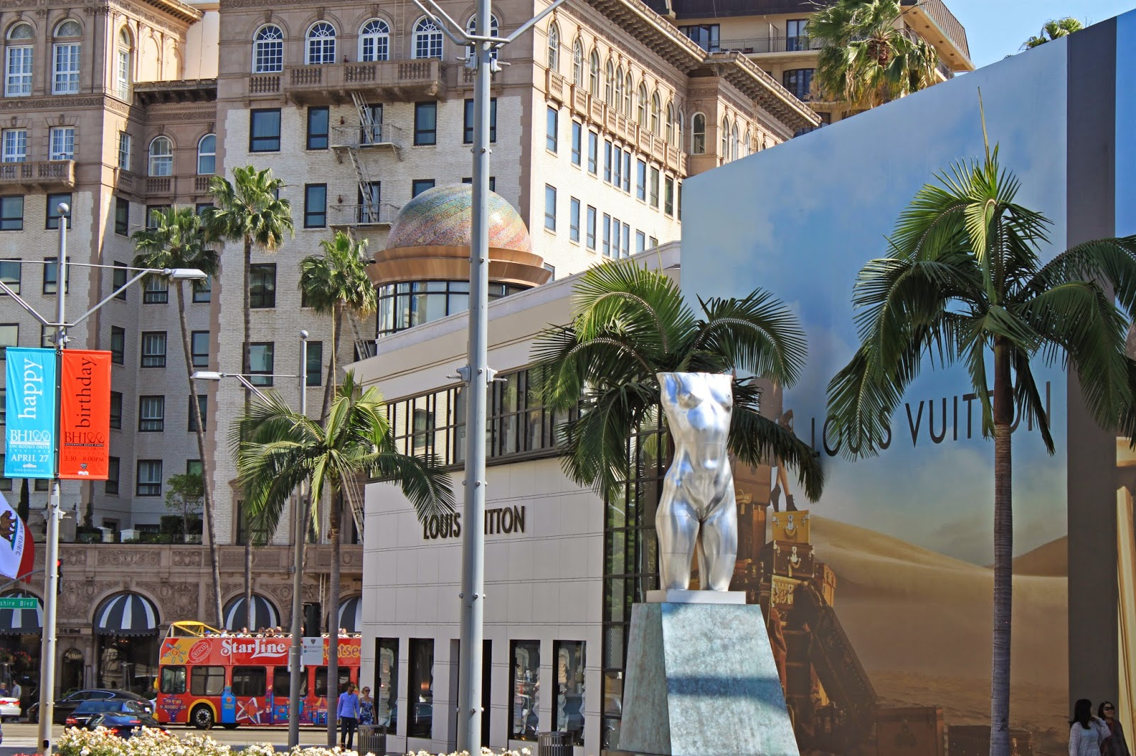 The best stores to shop at on Rodeo Drive in Beverly Hills, California